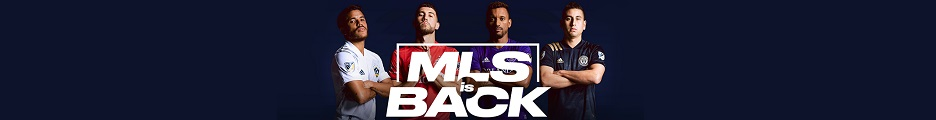 MLS is back!